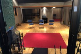 第1スタジオメインブース