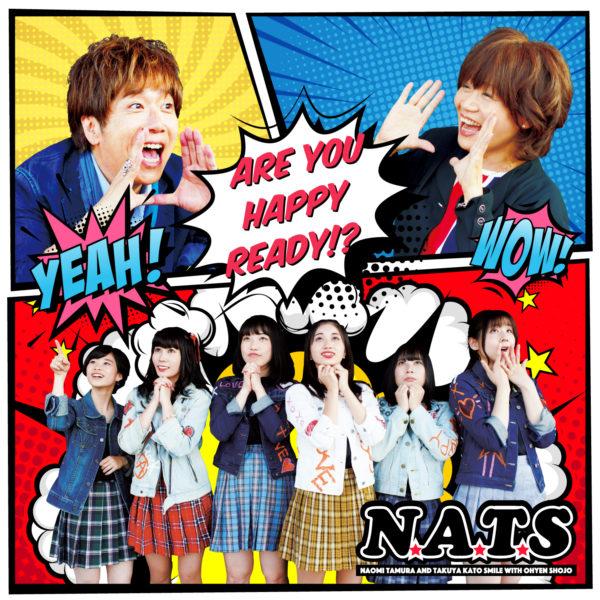 Naomi Tamura and Takuya kato Smile with OH-YEN☆SHO-JO